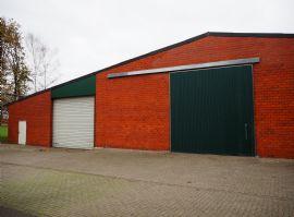 Wagenfeld Garage, Wagenfeld Stellplatz