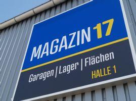 Schramberg Garage, Schramberg Stellplatz