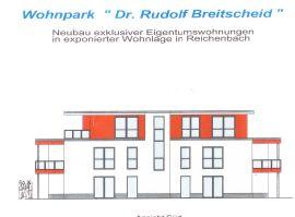Reichenbach Wohnungen, Reichenbach Wohnung mieten