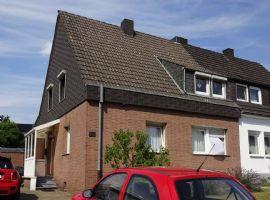 2-Familienhaus mit Garten und Garage in Herzogenrath-Merkstein